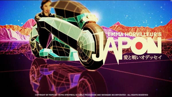 emanuel horvilleur japon pattern tv